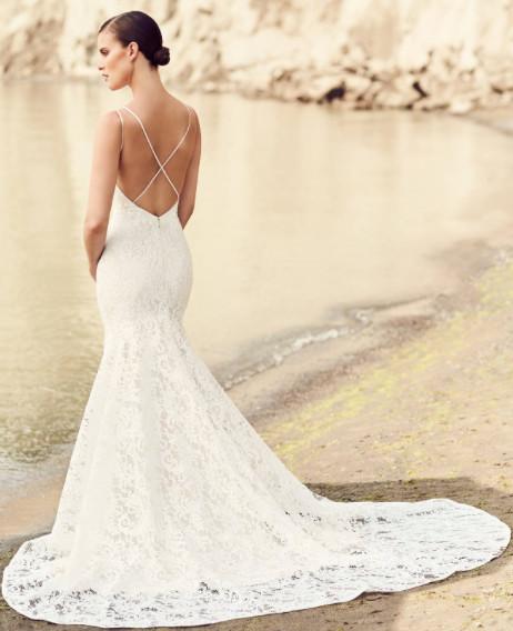 Wedding Dress With Cross Straps Dresses Arizona Westgate In Glendale Az Bride Studio