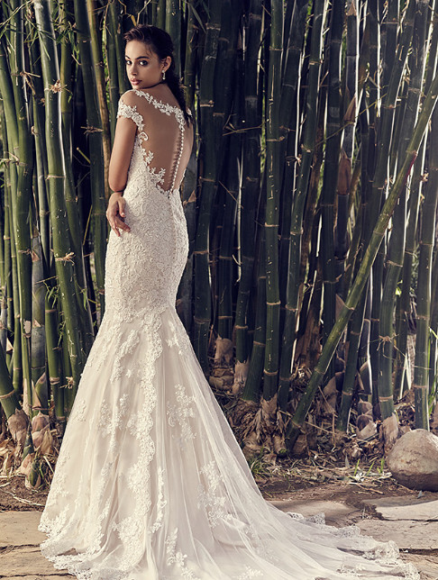 Illusion Wedding Dress Dresses Arizona Westgate In Glendale Az Bride Studio
