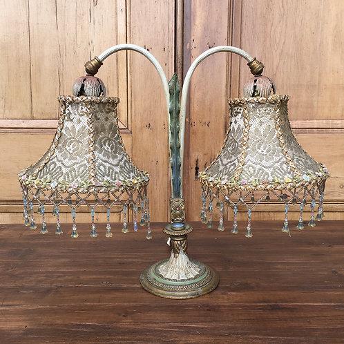 Double Bubble Table Lamp