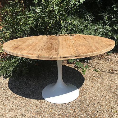 VINTAGE RETRO STYLE DINING TABLE