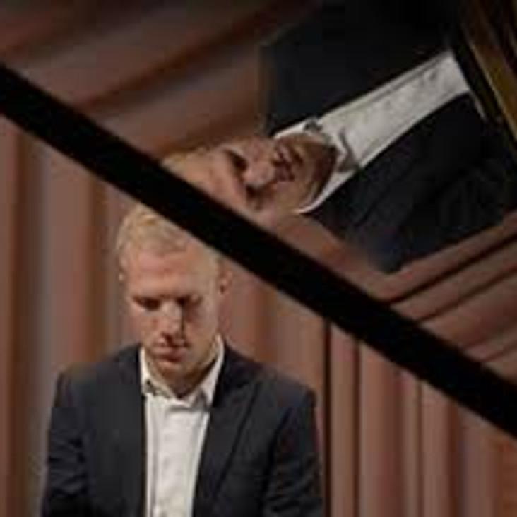 JAZZ PIANO with ED WATTS