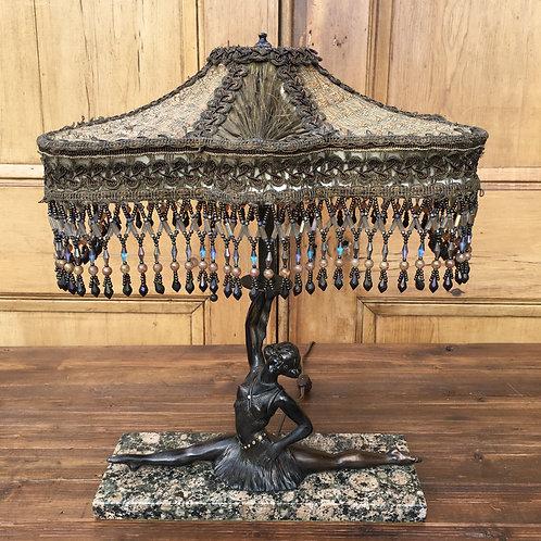 Antique Deco Table Lamp