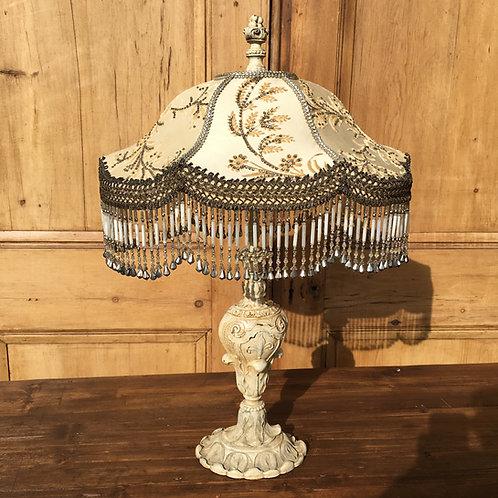 An Oriental themed Lamp