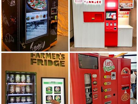 La rivoluzione delle vending machine