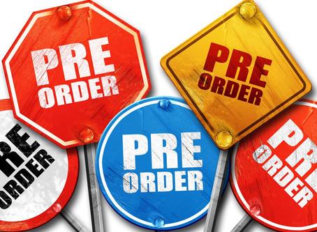 """Il """"pre order"""" nel food delivery"""