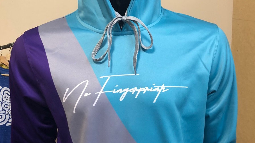 NFP SIGNATURE TRICOLOR HOODIE