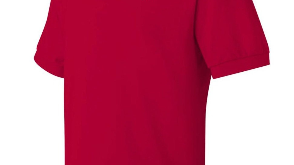 RED NFP SIGNATURE POLO