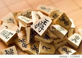 「将棋遊び」