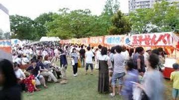 「地元の祭り」