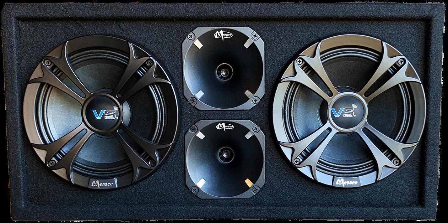 VOICEBOX® Dual 10