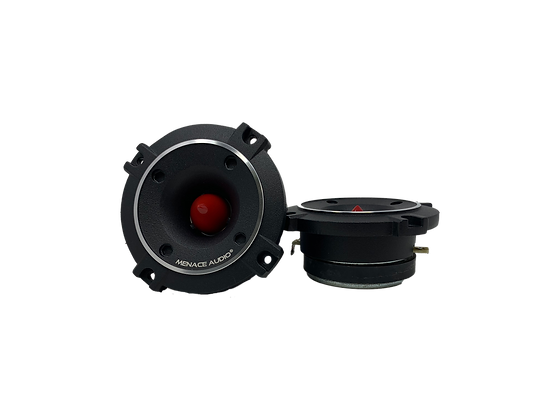 "1"" Voice Coil Super Tweeter - Red Bullet (PAIR)"