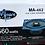 "Thumbnail: Menace Audio® 4x6"" 2-Way Coaxial Speakers"