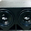 "Thumbnail: Menace Audio® BassArmor™ Dual12"" Corner Vented Box"