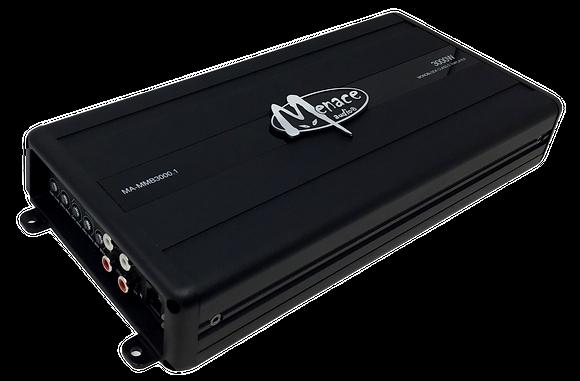 Menace Audio® 3000 Watt Mono Block Amplifier