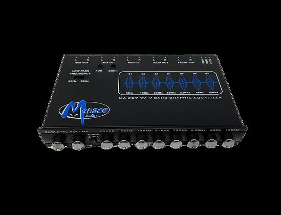 Menace Audio® 7-Band Equalizer