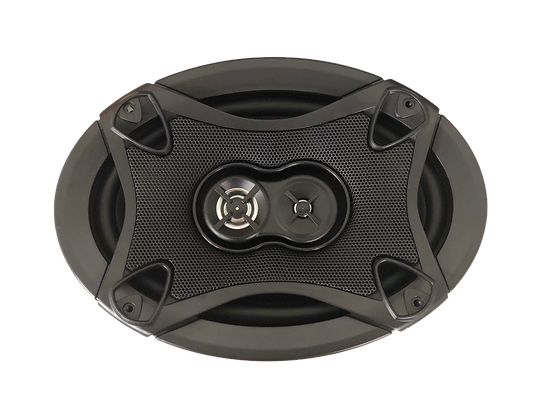 "Menace Audio® 6x9"" 3-Way Coaxial Speaker"