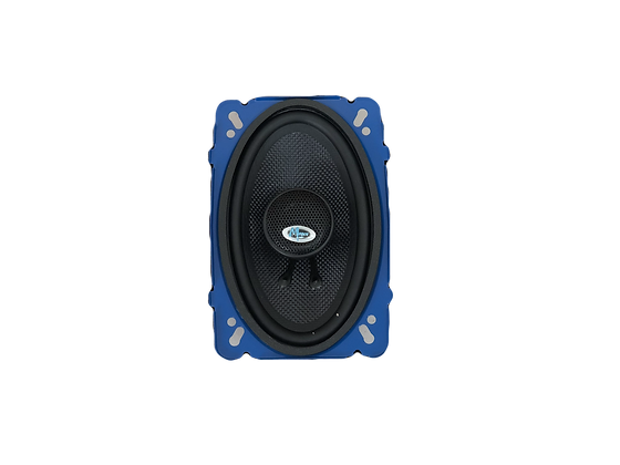 "Menace Audio® 4x6"" 2-Way Coaxial Speakers"