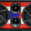 "Thumbnail: VOICEBOX® Dual 10"" Midrange Enclosure with Horns - PUERTO RICO"