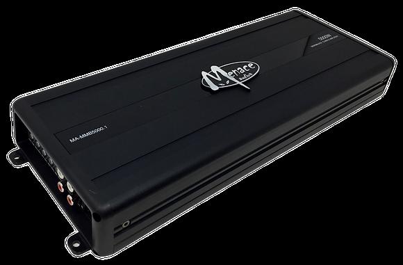 Menace Audio® 5000 Watt Mono Block Amplifier