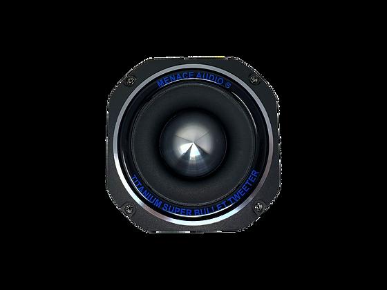 "1.75"" Voice Coil Super Tweeter - Silver Bullet"