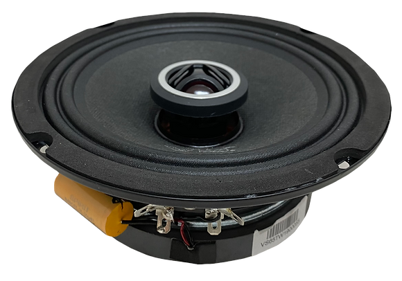 "Menace Audio® 6.5"" Midrange Speaker with Tweeter"
