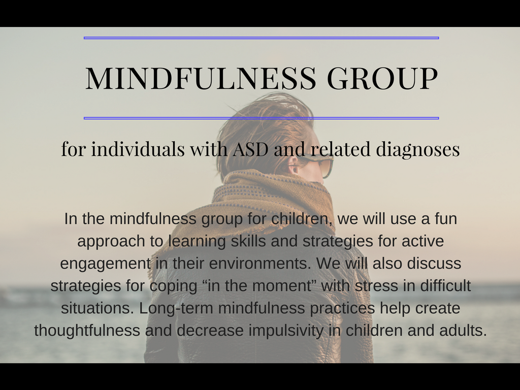 Mindfulness Group for Children