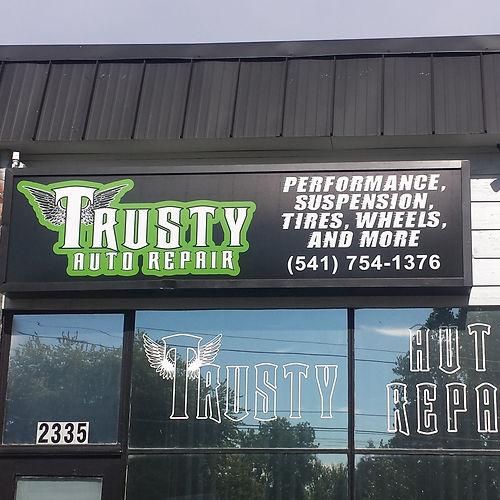 Trusty Auto Repair