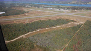 Fredericton Airport Upgrade and Extension Runway 09-27