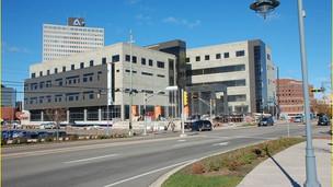 Moncton Court House