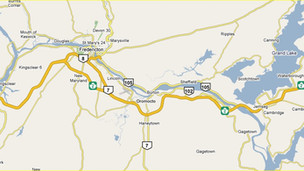Fredericton to Moncton Toll Highway