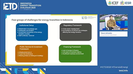 Kolaborasi Asia Tenggara Percepat Transisi Energi