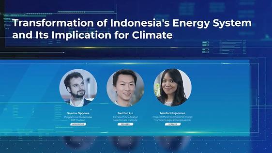 Indonesia Perlu Jalin Kolaborasi Asia Tenggara dalam Percepatan Transisi Energi Terbarukan