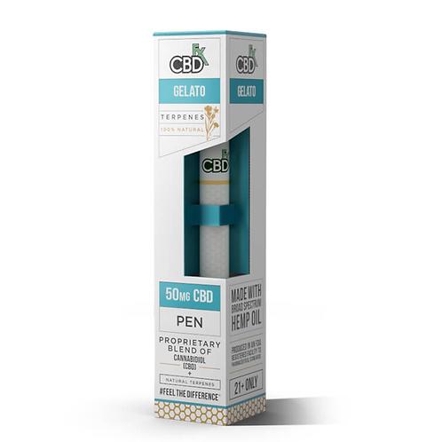 ジェラート - CBD Terpenes Vape Pen 50mg