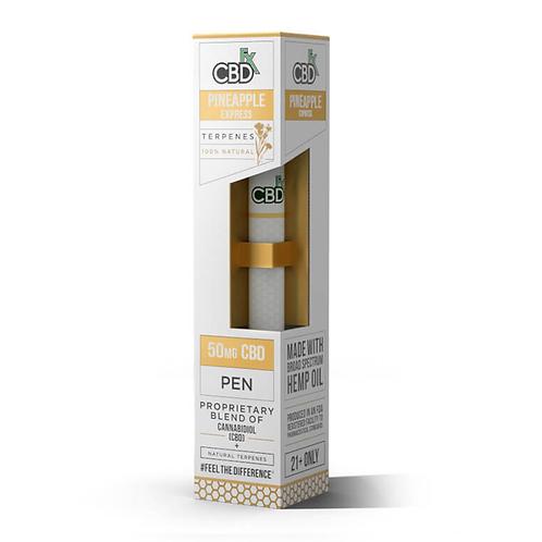 パイナップルエキスプレス - CBD Terpenes Vape Pen 50mg