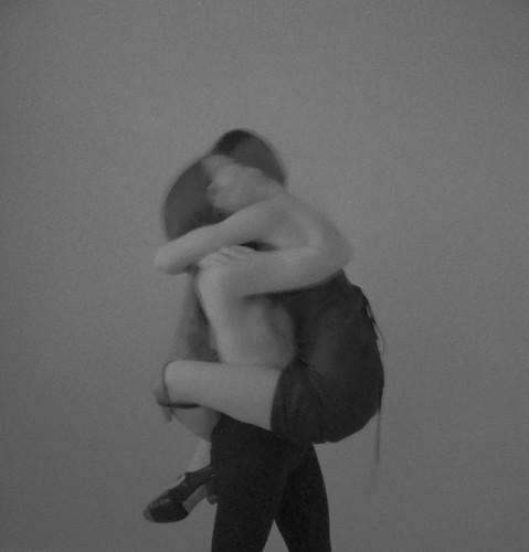 Infrared 35mm photograph by Maren Celeste