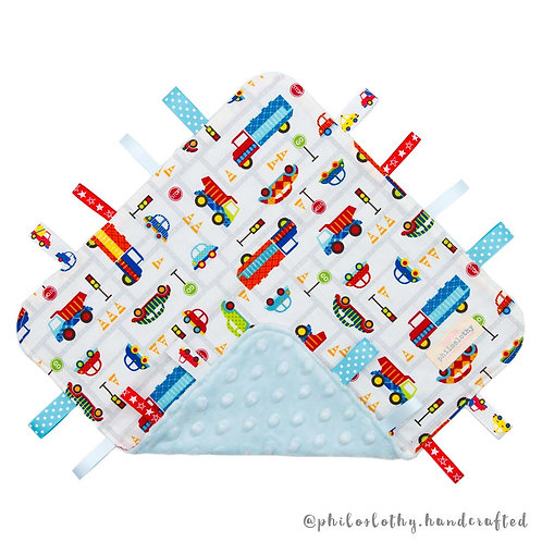 Tag Blanket - Mater