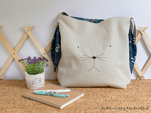 Sew-A-Bunny Tote Bag Workshop