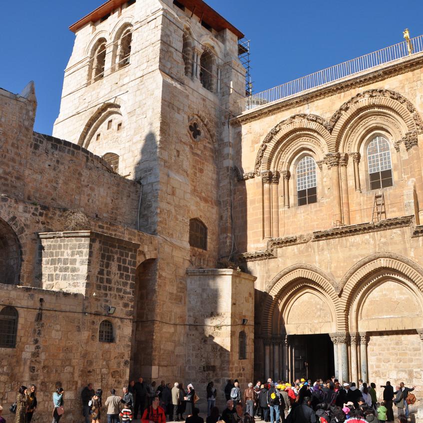 Jerusalen_Iglesia del Santo Sepulcro