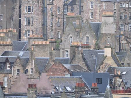 La ciudad que nació del fuego y el hielo: Edimburgo (Escocia)