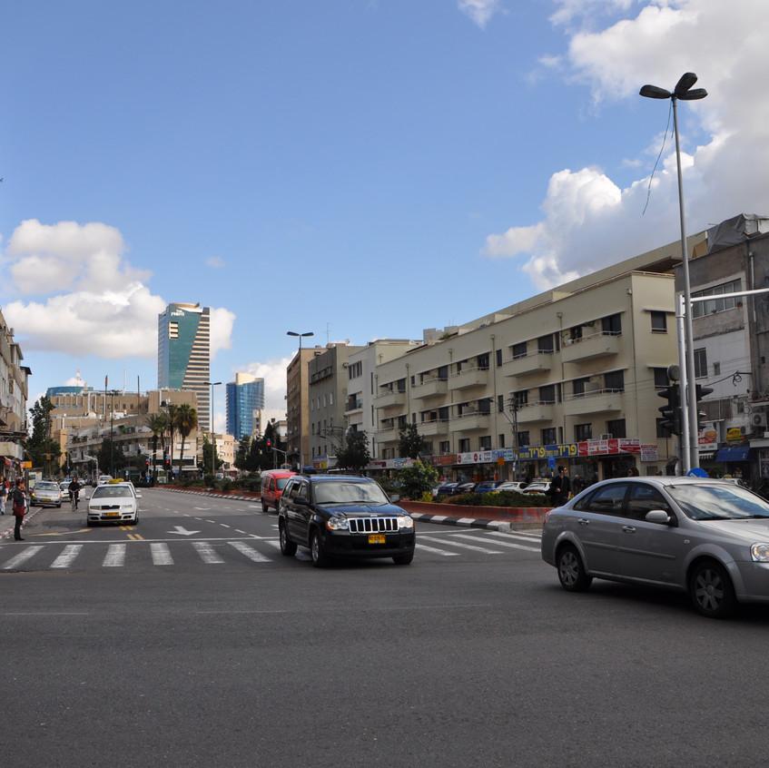 Tel Aviv_Allenby St.