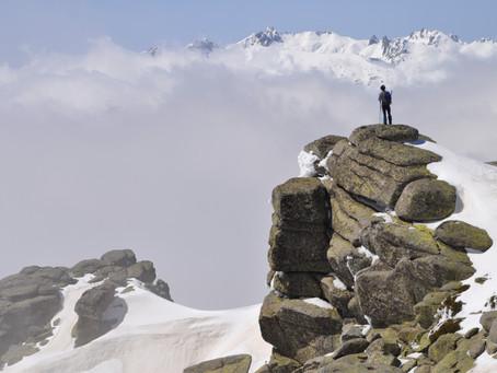 Ascensión al Pico de La Mira (2343 msnm) en Gredos