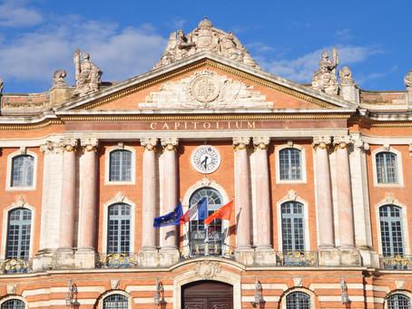 Visita a la Ville Rose (Toulouse, Francia)