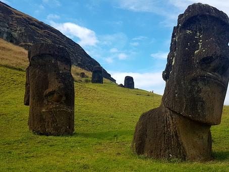 Apuntes de una estancia docente e investigadora en Chile. Parte 3 (Rapa Nui)