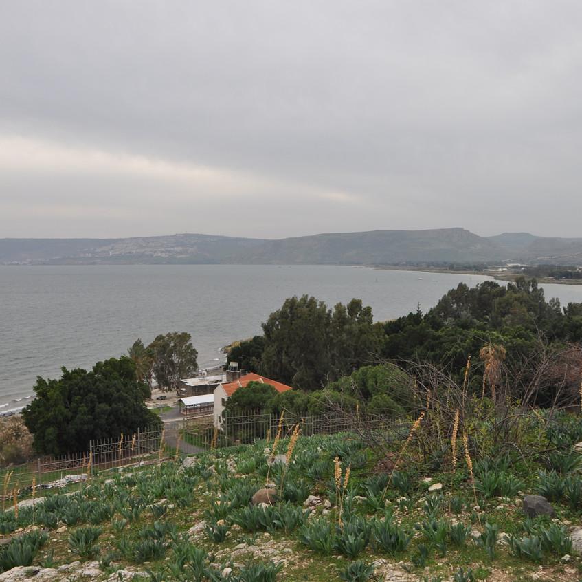 Galilea_Mar de Galilea