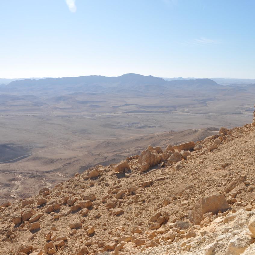 Desierto_del_Néguev_Crater_del_Mitzpe_Ramon