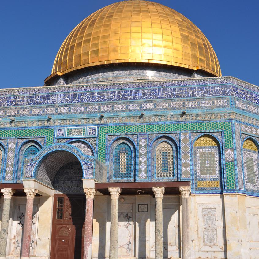 Jerusalen_Cupula de la Roca