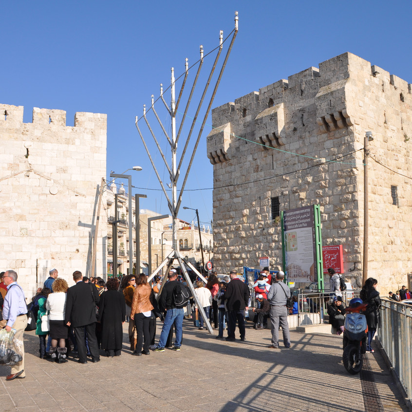 Jerusalen_Jaffa Gate