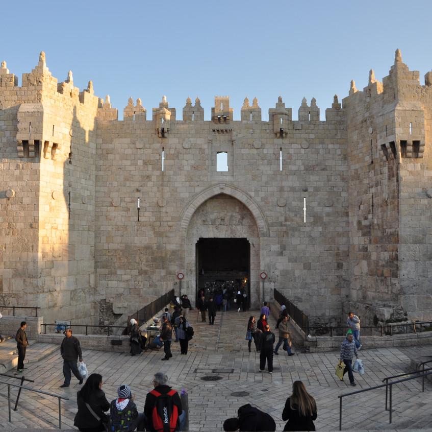 Jerusalen_Damasco Gate