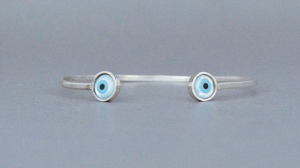 Pulsera doble ojo