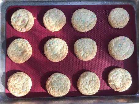 Funfetti Cookies!